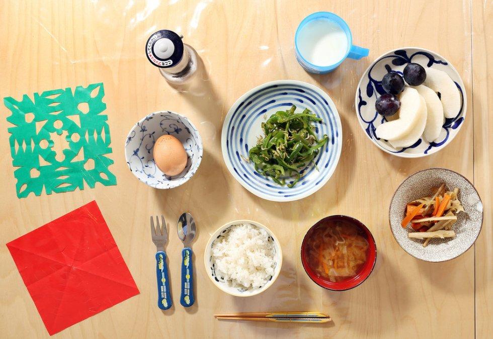 Petit déjeuner de Tokyo 02 Hannah Whitaker