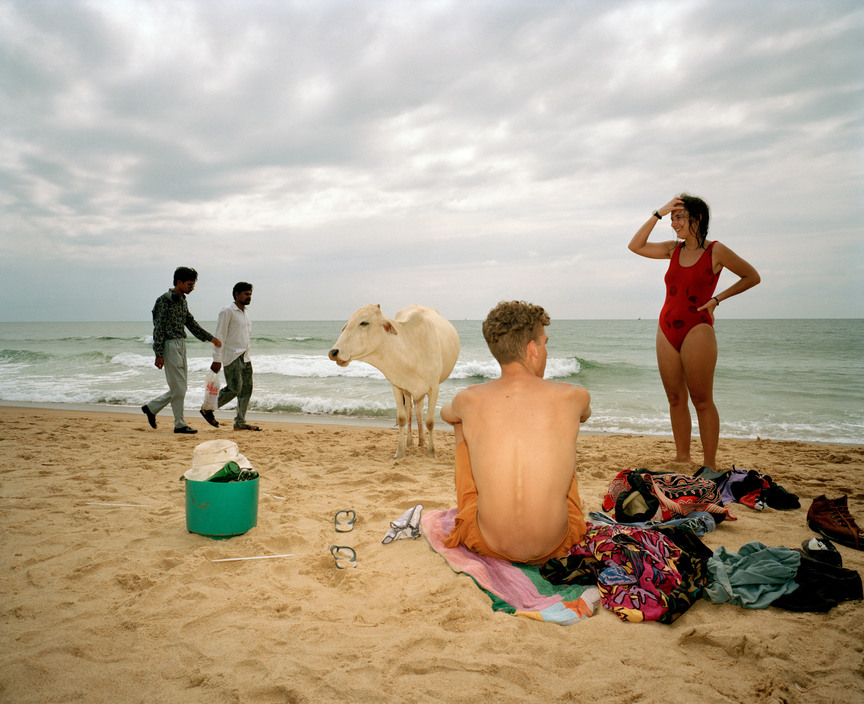 Martin Parr, Inde, Goa, 1993.jpg