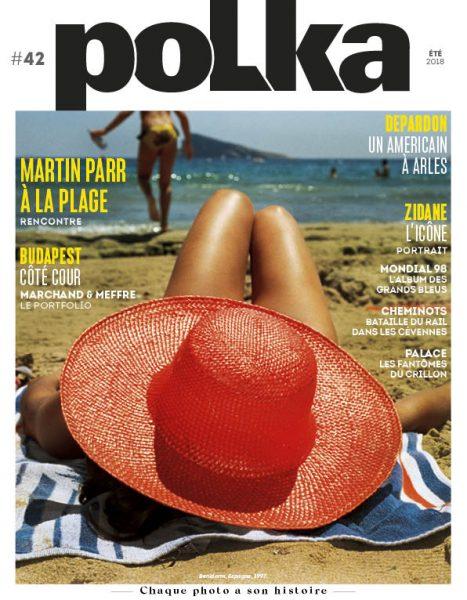 Polka Magazine n°42 Martin Parr à la plage