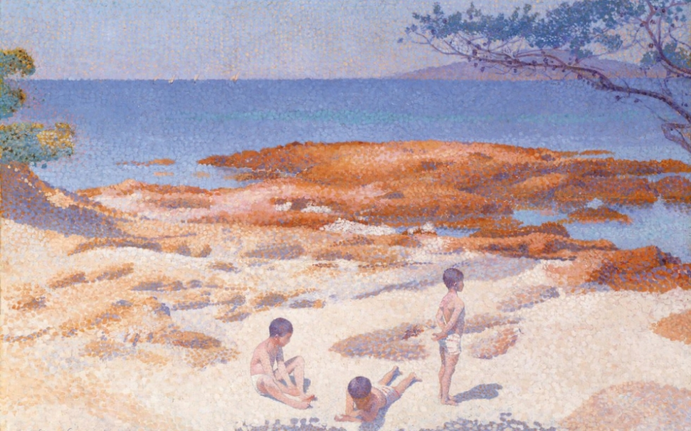 cross la plage de baigne-cul