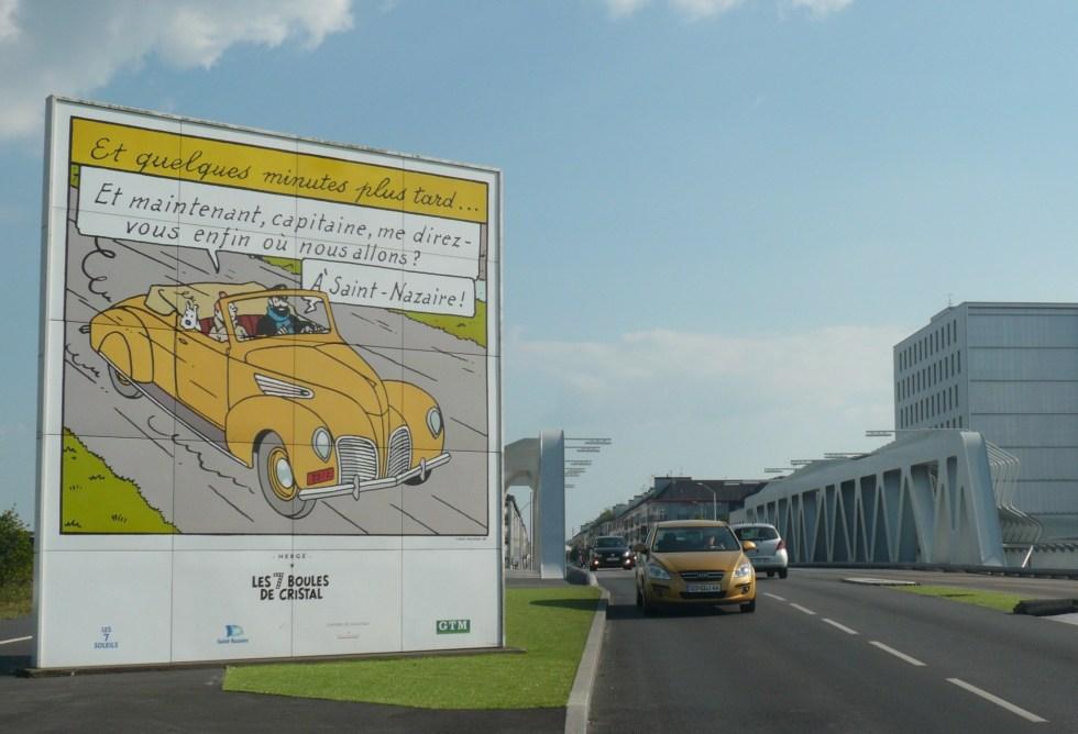 Saint-Nazaire-voiture