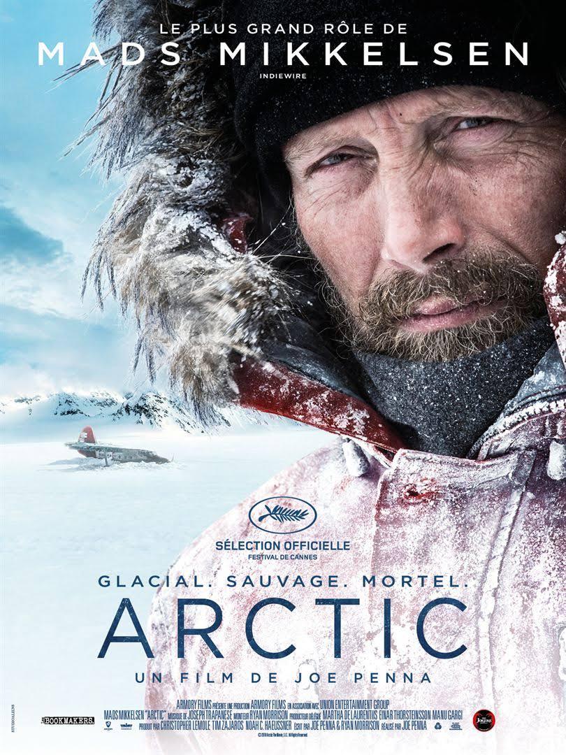 Arctic 2018 Mads Mikkelsen