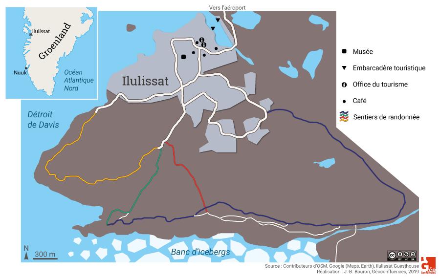 Croquis Ilulissat