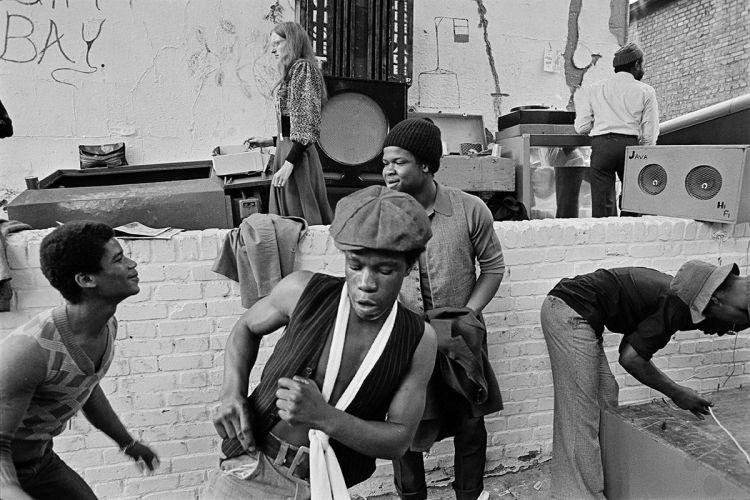 Londres Notting Hill Carnival 1975